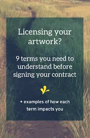 licensing agreement template free 9 terms you need to know before signing a licensing contract