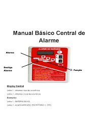 download manual central alarme plus8 docshare tips