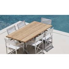 Skyline Design Venice Seater Dining Set Buy Online At LuxDeco - Skyline outdoor furniture