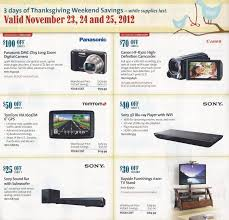 Costco Thanksgiving Black Friday Deals At Costco 2012 Complete Ad Scan