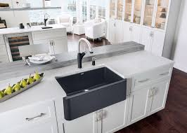 Blanco Kitchen Faucet Parts by Furniture Home Blanco Stone Kitchen Sinksworkstation Blanco