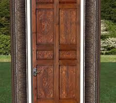 second life marketplace carved rustic door rustic house door