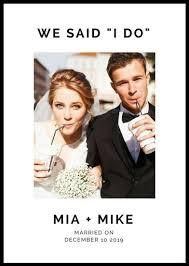 wedding announcements customize 113 wedding announcement templates online canva
