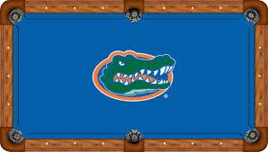 Felt Pool Table by Florida Gators 9 U0027 Pool Table Felt Pool Table Cloth Billiard Felt