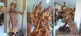 wood sculpture singapore kintamani and ubud adventures with family