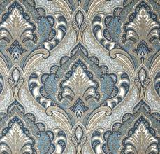 Indoor Outdoor Fabric For Upholstery Fabric By The Yard Indoor Outdoor Grovedale Sky Blue Tan