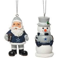 Dallas Cowboy Christmas Decorations Outdoor by Nfl Holiday Decorations Gift Bags Ornaments Stocking Stuffers