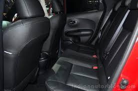 juke nismo rear new nissan juke rear seats geneva live indian autos blog