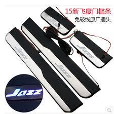honda car accessories aliexpress com buy car styling for honda jazz accessories 2014