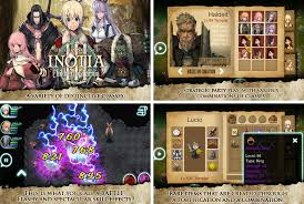 inotia 4 offline apk best rpg for android android authority