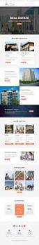Template Real Estate by Real Estate Multipurpose Responsive Email Template With Stamp