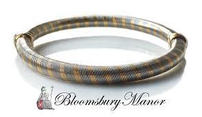 cartier bracelet steel images Tiffany co cartier bulgari and other signed bracelets jpg