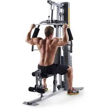 70 Home Gym Design Ideas by Gold U0027s Gym Xrs 50 Home Gym With High And Low Pulley System