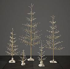 Decorative Trees With Lights Lit Décor Rh