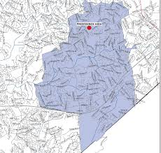 Charlotte Map Homes For Sale In Providence High And Cms Boundary Map Of