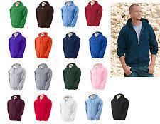gildan sweatshirt sweats u0026 hoodies ebay