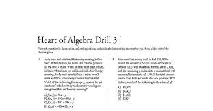 sat heart of algebra practice test 3 pdf docdroid