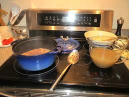 Induction Versus Gas Cooktop Does Anybody Like Their Ceramic Cooktop Cookware Ceramic