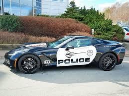 cheap corvette stingray for sale this corvette stingray cop car is for sale in sweden corvette