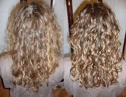 Frisuren Mittellange Haar Naturwelle by Frisuren Bilder Naturlocken