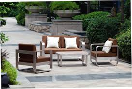 Small Patio Furniture Set by Furniture Aluminum Patio Furniture Sets With White Ceramic Floor