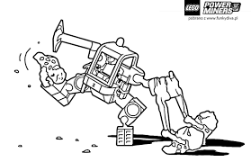 mining coloring pages