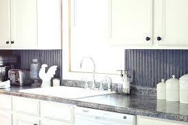 tin tile backsplash ideas kitchen beautiful glass wall kitchen