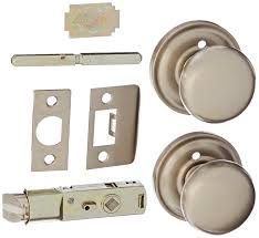 Baldwin Door Handle Baldwin 5015 102 Priv Solid Brass Door Knob Doorknobs Amazon Com