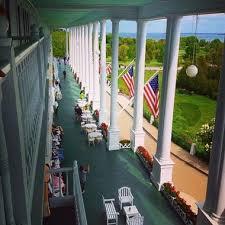 Grand Hotel Cupola Bar Grand Hotel Mackinac Island Michigan