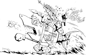 sharks coloring pages 6 impressive shark coloring page ngbasic com