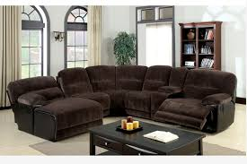 Small Sectional Sofa With Chaise Lounge Sofa Appealing Small Sectional Sofa With Recliner Triangle Green
