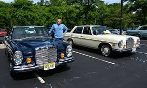 mercedes montvale nj 1971 and 1972 mercedes 280se models at the 2013 june jamboree in