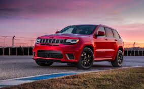 wide jeep 2018 jeep grand cherokee trackhawk wallpapers hd wallpapers