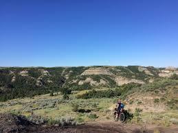 North Dakota travel cards images Legendary biking on north dakota 39 s maah daah hey trail jpg