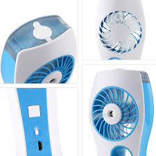 handheld misting fan handheld usb mini misting fan with personal cooling humidifier