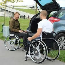 Drive Wheel Chair Nudrive Air Lever Drive Wheelchair Power Assist