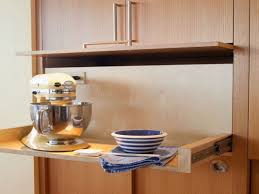 kitchen appliance garage white area ceramic floor white paunted
