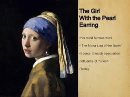 vermeer pearl necklace johannes vermeer ppt online