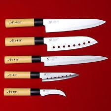 rostfrei kitchen knives 4pcs goldsun rostfrei kitchen knife set chef sashimi fruit boning
