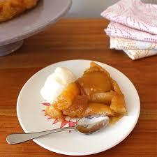 tarte tatin cuisine az tarte tatin gingembre miam tarte tatin tatin et