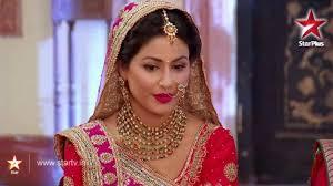 akshara wedding hairstyle akshara to die in yeh rishta kya kehlata hai show to take a big