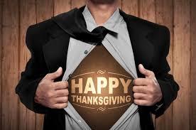 at thanksgiving gratitude history community