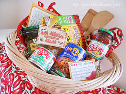 mexican gift basket is the spice of live congrats on becoming husband a