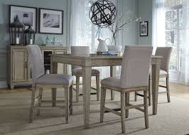 Liberty Dining Room Sets Liberty Furniture Grayton Grove 5pc Gathering Dining Set In