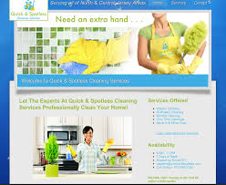 quick and spotless cleaning services nexwrx llp