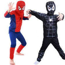 Spiderman Costume Halloween Spiderman Costume Ebay