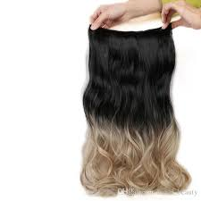 hair extension clips 5 clips in hair extensions body wave bundles for women 2 tone ombre