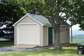 single car garages hillside structures 12x20 cape cod single car garage