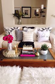White Pink Living Room by Best 25 Gold Living Rooms Ideas On Pinterest Gold Live Black
