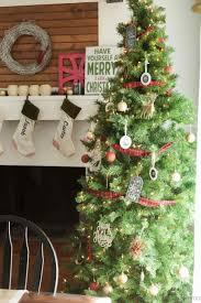 martha stewart trees woodland animal ornaments shop